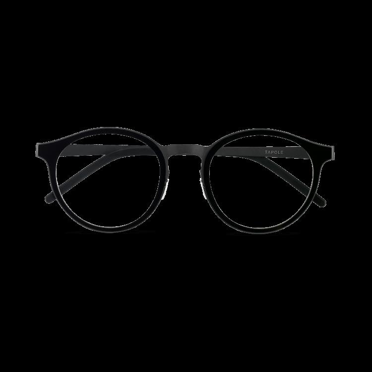 T6-黑色前框+黑色镜架-01@2x.png TAPOLE